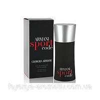 Туалетная вода Giorgio Armani Code Sport 100мл