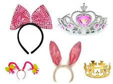Рожки, ушки, обручи, короны