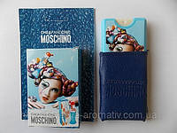 Мини-парфюм Moschino Cheap & Chic I Love Love 20мл + чехол