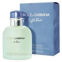 Туалетная вода Dolce & Gabbana Light Blue Pour Homme 125мл