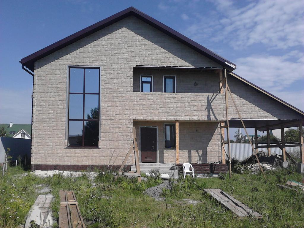 Дом из Sip-панелей 2