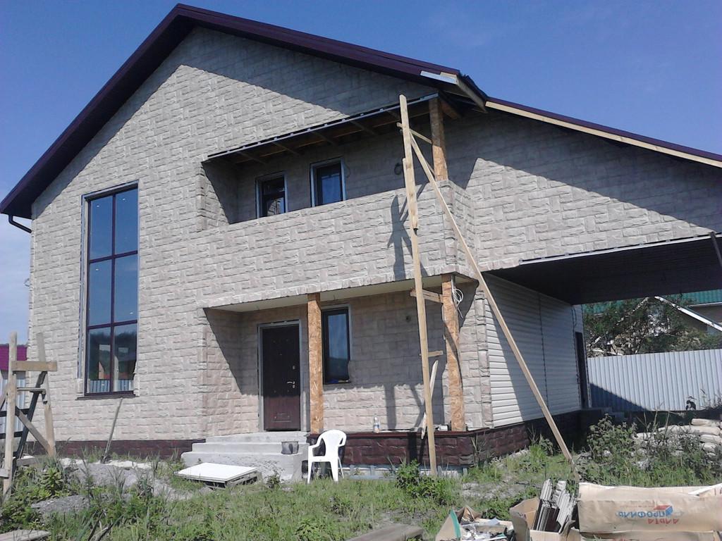 Дом из Sip-панелей 5