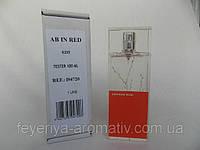 Тестер Туалетная вода Armand Basi In Red 100мл