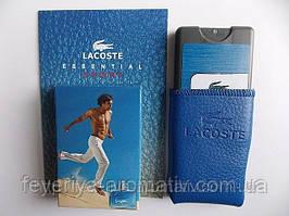 Мини-парфюм Lacoste Essential Sport 20мл + чехол