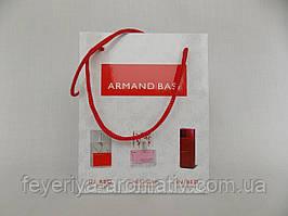 Подарочный набор Armand Basi 3в1