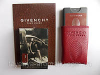 Мини-парфюм Givenchy Pour Homme 20мл + чехол