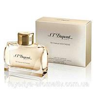 Парфюмированная вода Dupont S.T. 58 Avenue Montaigne pour Femme 100мл