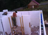 Строительство термодома
