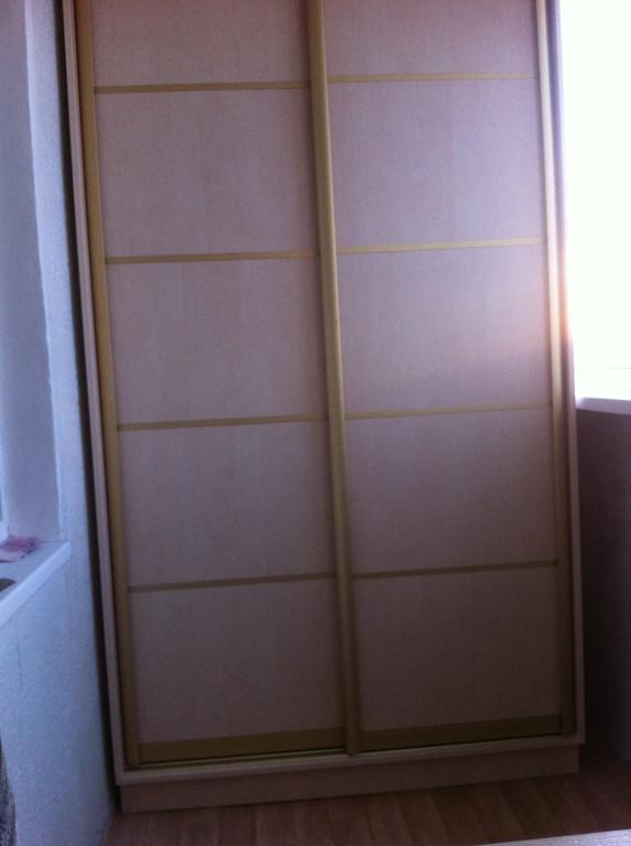 Шкафы-купе на балкон