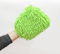 Щетка-рукавица для мойки авто 15см*22см EcoKraft