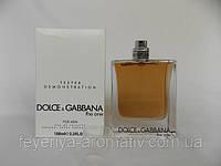 Тестер Туалетная вода Dolce & Gabbana The One For Men 100мл