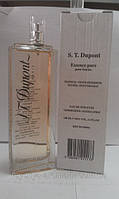 Тестер Туалетная вода Dupont S. T. Essence Pure Pour Femme 100мл