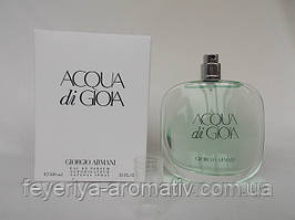 Тестер Парфюмированная вода Giorgio Armani Acqua Di Gioia 100мл