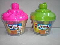 "Набор для лепки из теста ""Ice Cream"" (16 цветов теста, 20г., инструмент)"