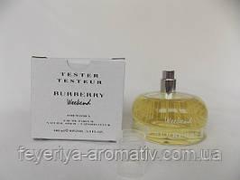 Тестер Парфюмированная вода Burberry Weekend 100мл