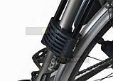 Велокресло для перевозки детей  до 22кг, фото 8