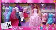 Кукла DEFA 8193