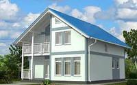 Строительство мансардных квартир Украина