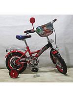 """Детский велосипед T-21224 """"Пожарник"""", 12 д."""