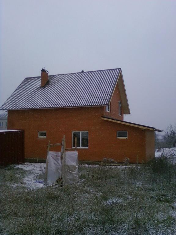 Дома из кирпича 7
