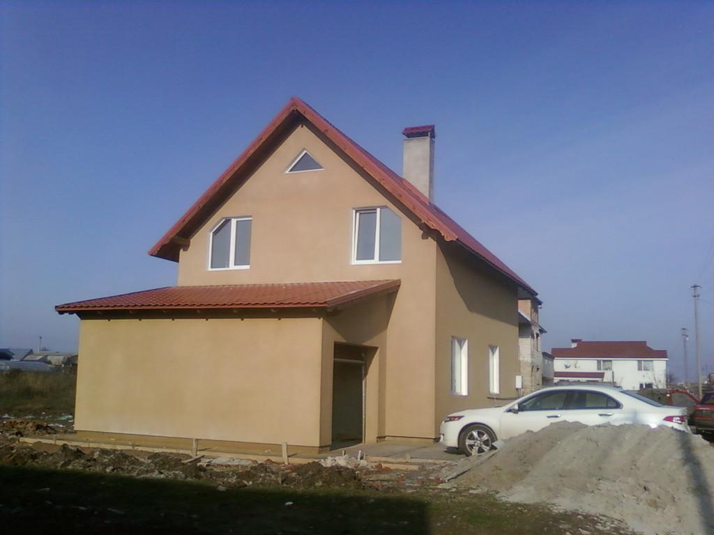 Дома из кирпича 9
