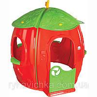 Круглый игрушечный дом для детей