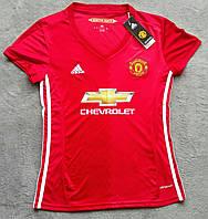 Женская футболка Adidas FC Manchester United  2016-17