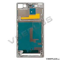 Рамка дисплея Sony C6902 Xperia Z1 / C6903 Xperia Z1 / C6906 Xperia Z1 / C6943 Xperia Z1, белый
