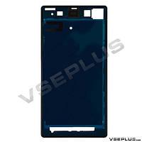 Рамка дисплея Sony C6902 Xperia Z1 / C6903 Xperia Z1 / C6906 Xperia Z1 / C6943 Xperia Z1, черный