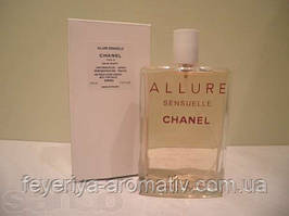 Тестер Парфюмированная вода Chanel Allure Sensuelle 100мл