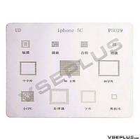 Трафарет BGA P3019 Apple iPhone 5C