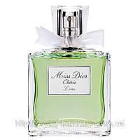 Тестер Туалетная вода Christian Dior Miss Dior Cherie L'Eau 100мл