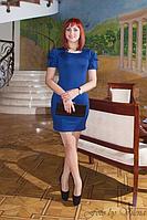 Изящное платье для офиса или торжественных случаев 391
