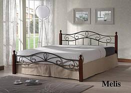 Кровать Мелис (Melis) Onder Metal 120×200 см