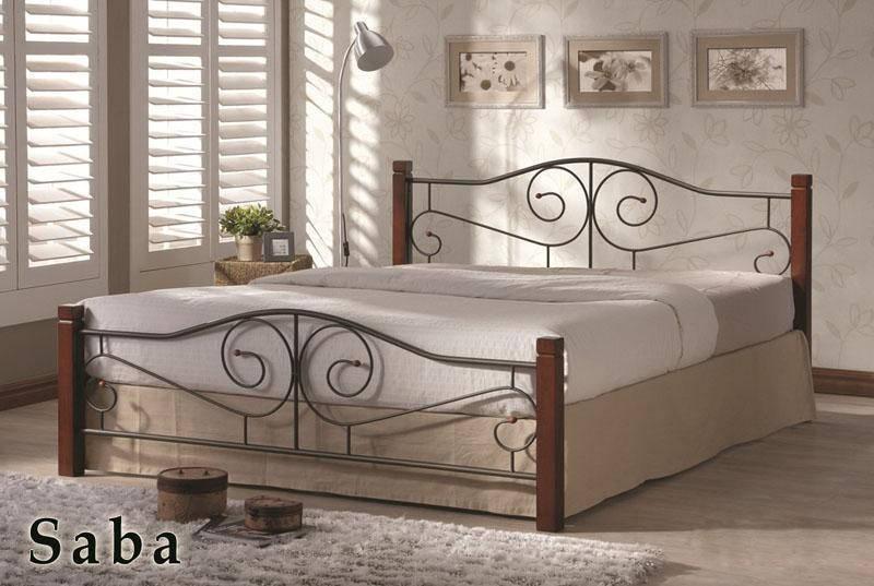 Кровать Саба (Saba) Onder Metal 140×200 см