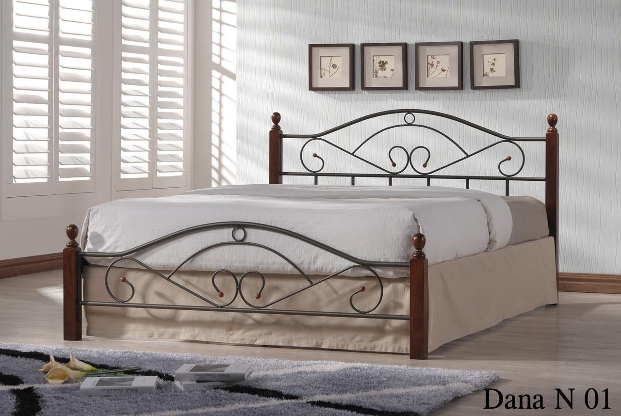 Кровать Дана (Dana) N Onder Metal 140×200