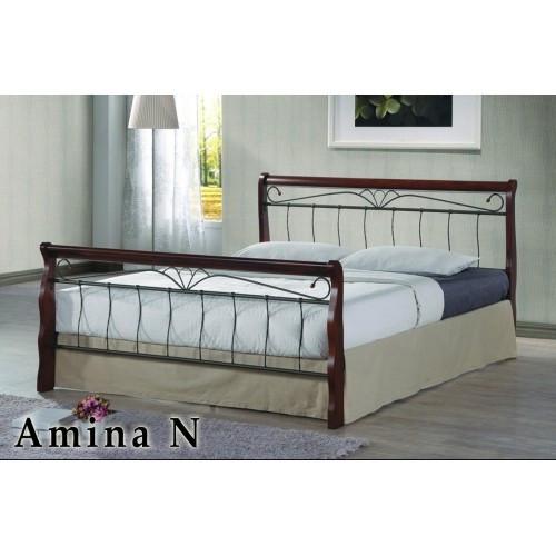 Кровать Амина (Amina) N Onder Metal 160×200