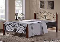 Кровать Мара 120 (Mara 120) Onder Metal