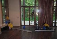 Уборка коттеджей и домов после стройки
