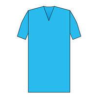 Комплект одежды и покрытий хирургический (для пациента) №19, ТК
