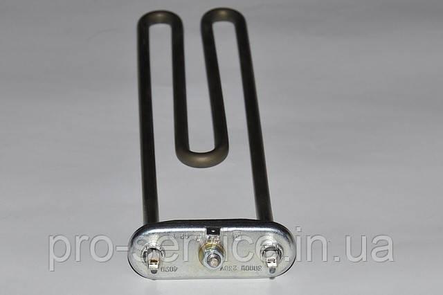 ТЭН 481225928032 3000W для стиральных машин Whirlpool, Bauknecht