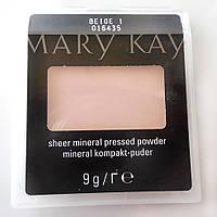 Компактная Минеральная пудра Mary Kay®  9 г beige 1/бежевый 1 Мери Кей
