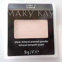 Компактная Минеральная пудра Mary Kay®  9 г Ivory2/Слоновая кость 2 Мери Кей