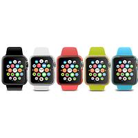 Чехол OZAKI O!coat 5 in 1 Colorful Crystal Case Apple Watch 38cm