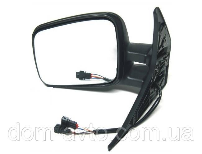 Зеркало в сборе электро VW T4