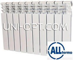 Биметаллический радиатор Altermo 500/80