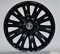 Колпаки GIGA BLACK R 13 черные