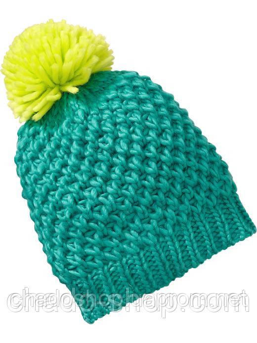 Теплая детская шапка с утеплителем Old Navy