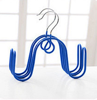 Вешалка (сушилка) для обуви синий