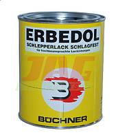 Краска Erbedol Kola зеленая 0,75l для соломорезке